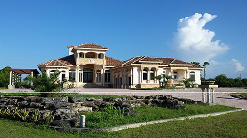 Magnificent Dream Home Under Construction Limited